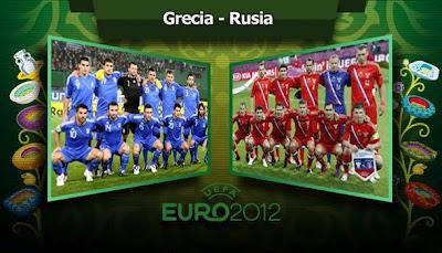 GRECIA RUSIA EURO 2012 live online 16 iunie