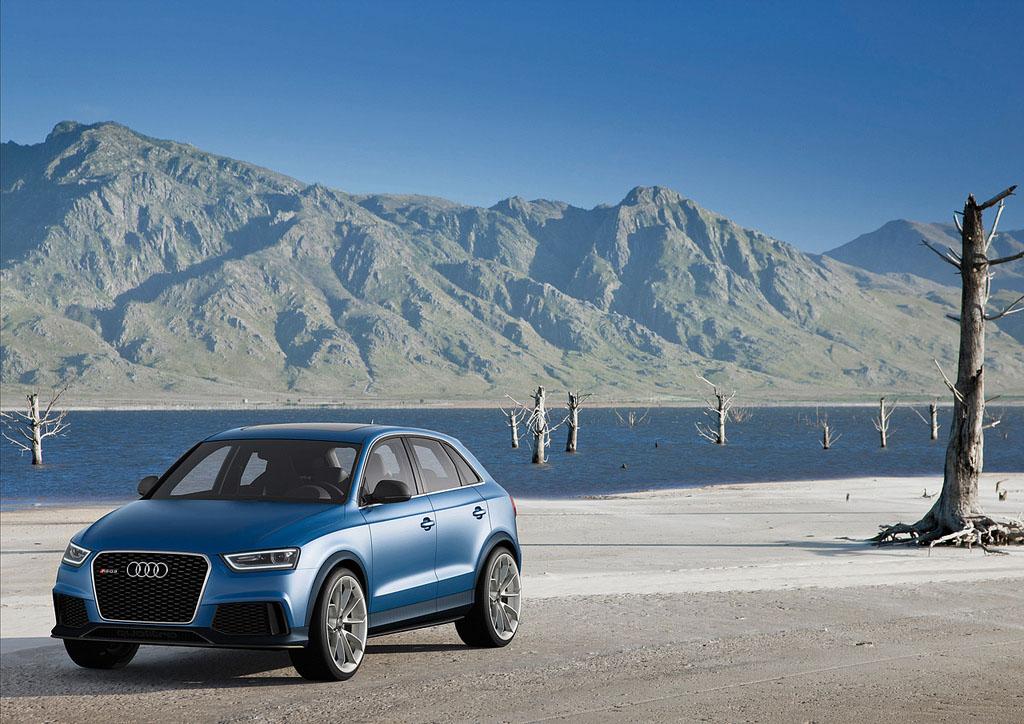2012 Audi RS Q3 Concept | Car Gallery