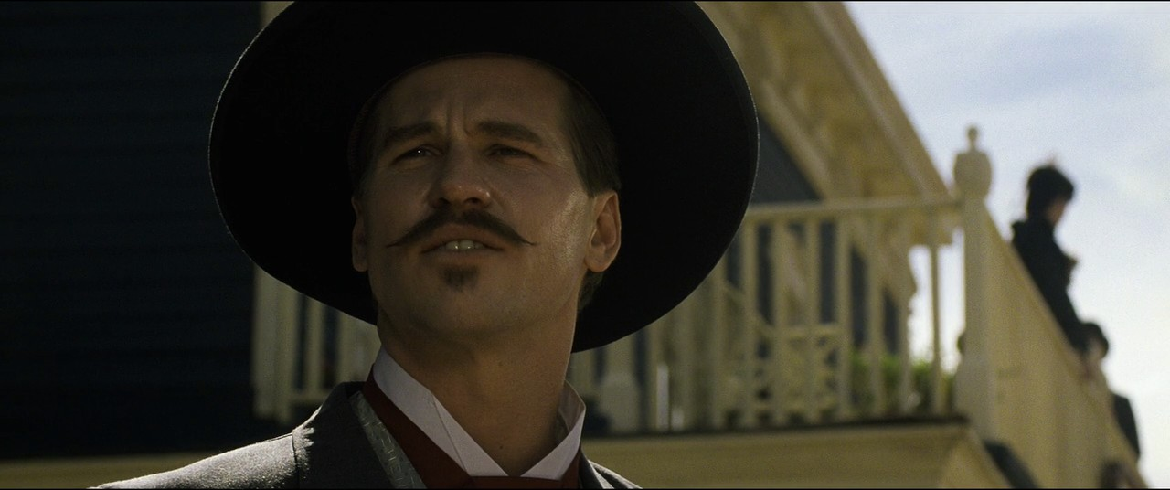 Doc Holliday Val Kilmer Wallpaper Snubbed: val kilmer