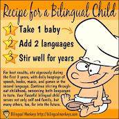 Рецепт Двуязычного Ребенка