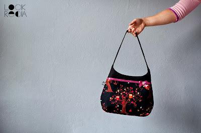 ručně šitá kabelka