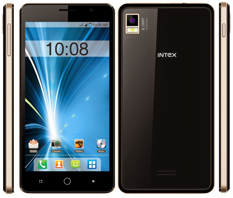 Intex Aqua Star L Android 5.0 Lollipop Phone for Rs. 6990 $112 & Specification