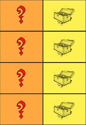 Trasera de las tarjetas del monopoly de Juego de Tronos