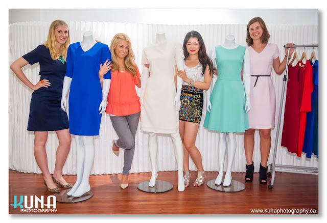 Vancouver Fashion Blog, Vancouver Dress designer HelenJean