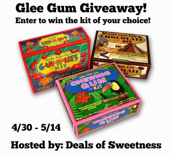 Glee Gum Giveaway