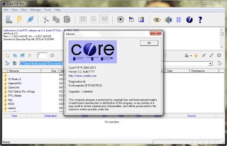 Core FTP Pro 2.2.1771 Full Keygen