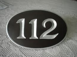 números de casas