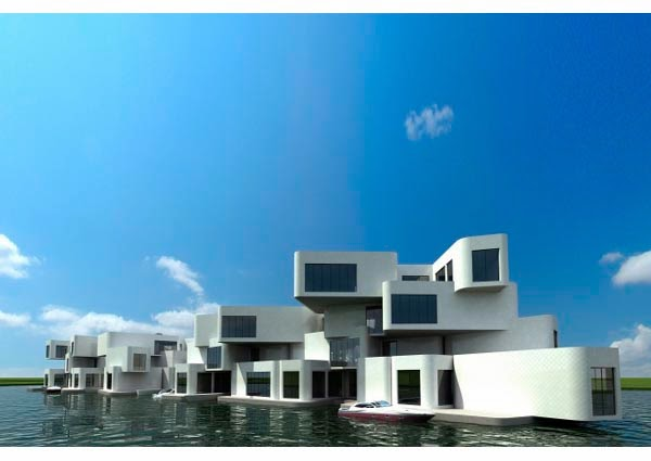 World First Floating Condo