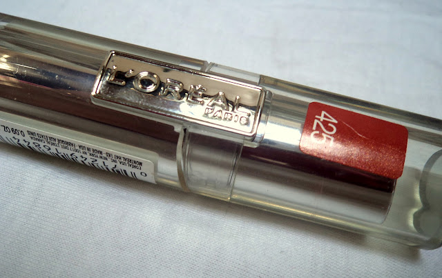 L'Oreal Infallible Le Rouge Lipstick