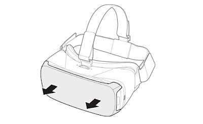 Samsung Gear VR Manual Installing The Mobile Device