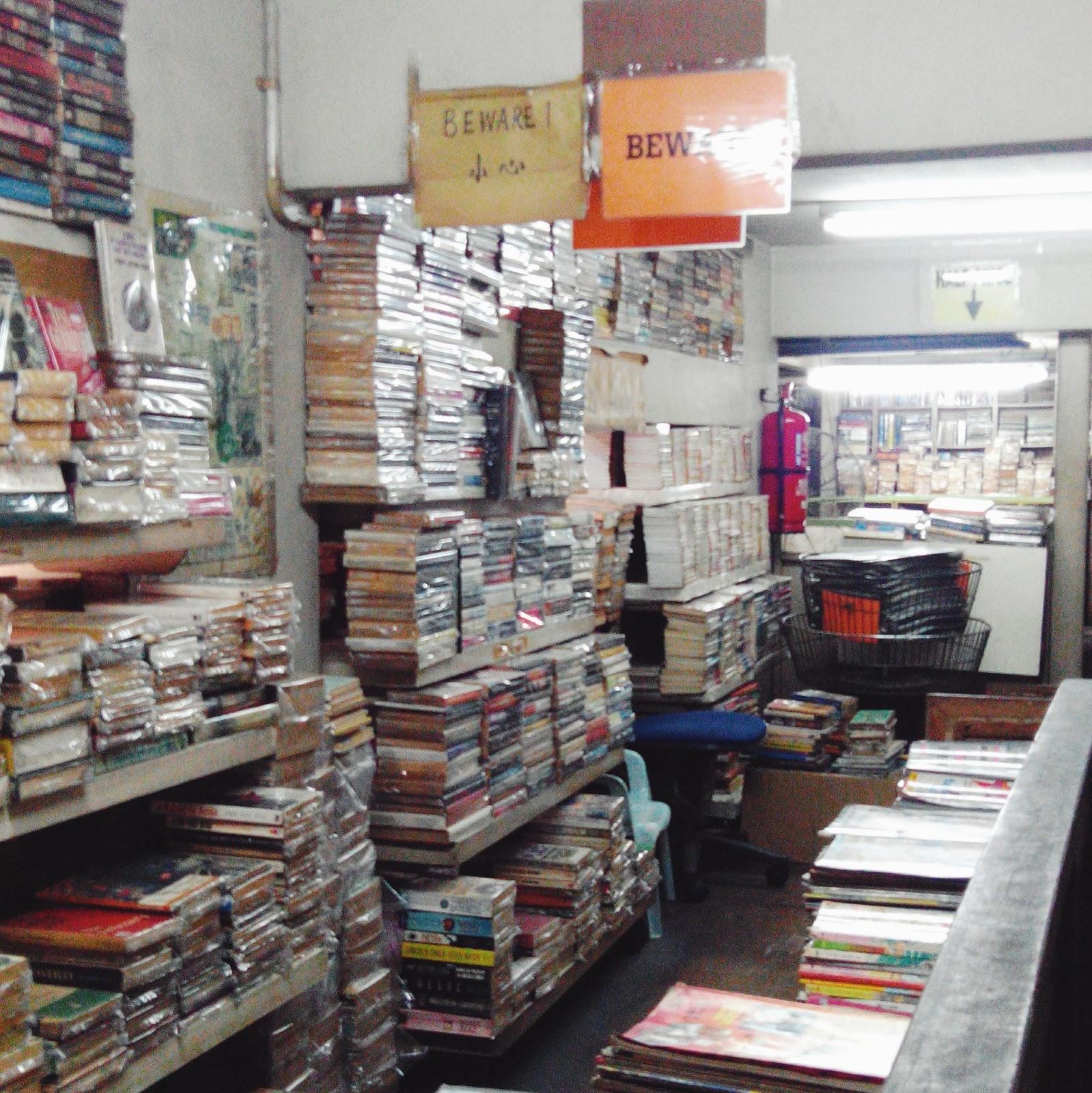 Junk Book Store KL