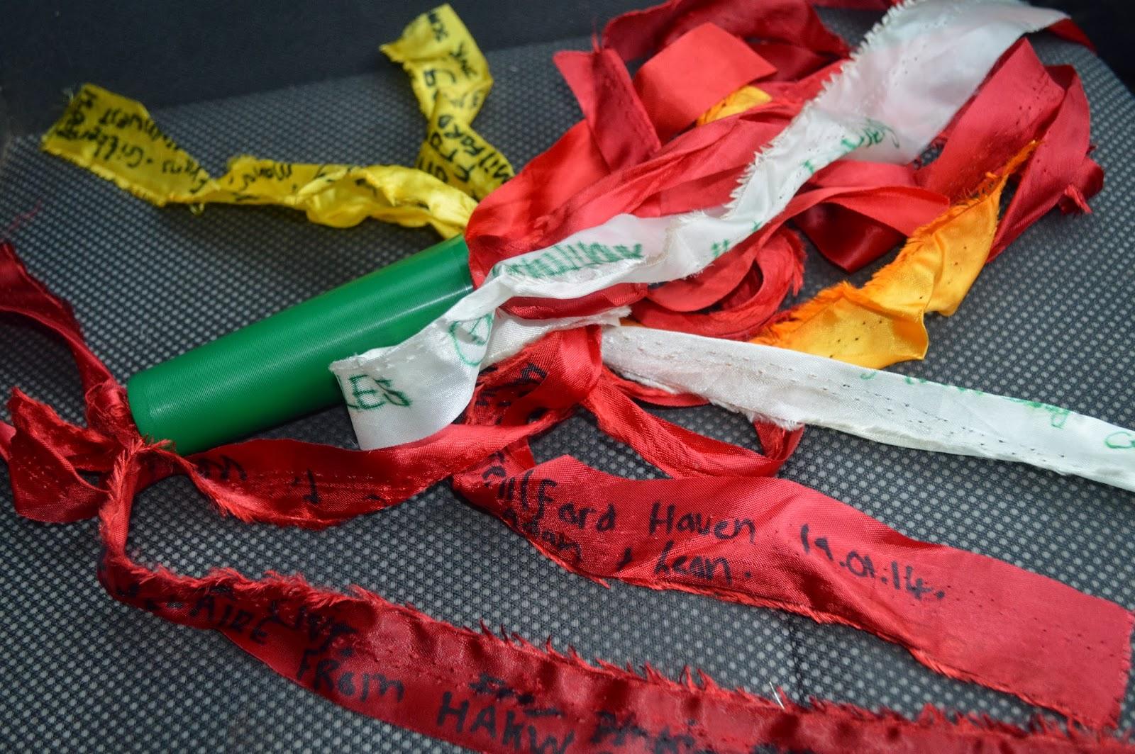 Team Honk Relay Schools Pembrokeshire Wales Sport Relief