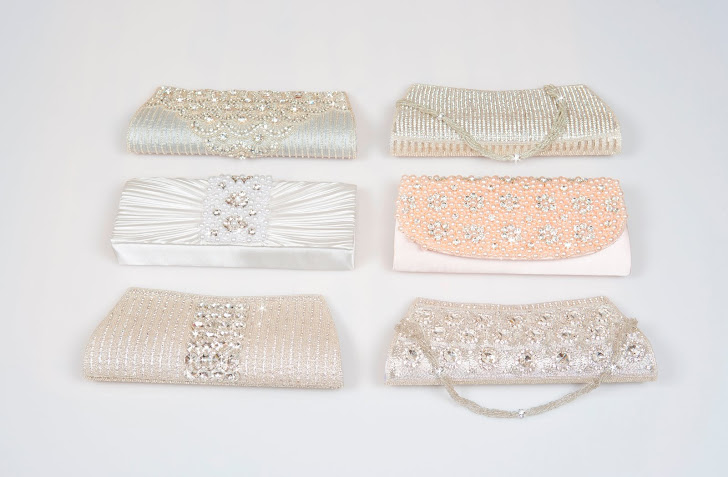 New Designer Luxury Clutchbags from Crystal Couture - Elite Collection for 2012