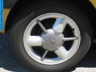 Renault clio car 2013 tyres/wheels - صور اطارات سيارة رينو كليو 2013
