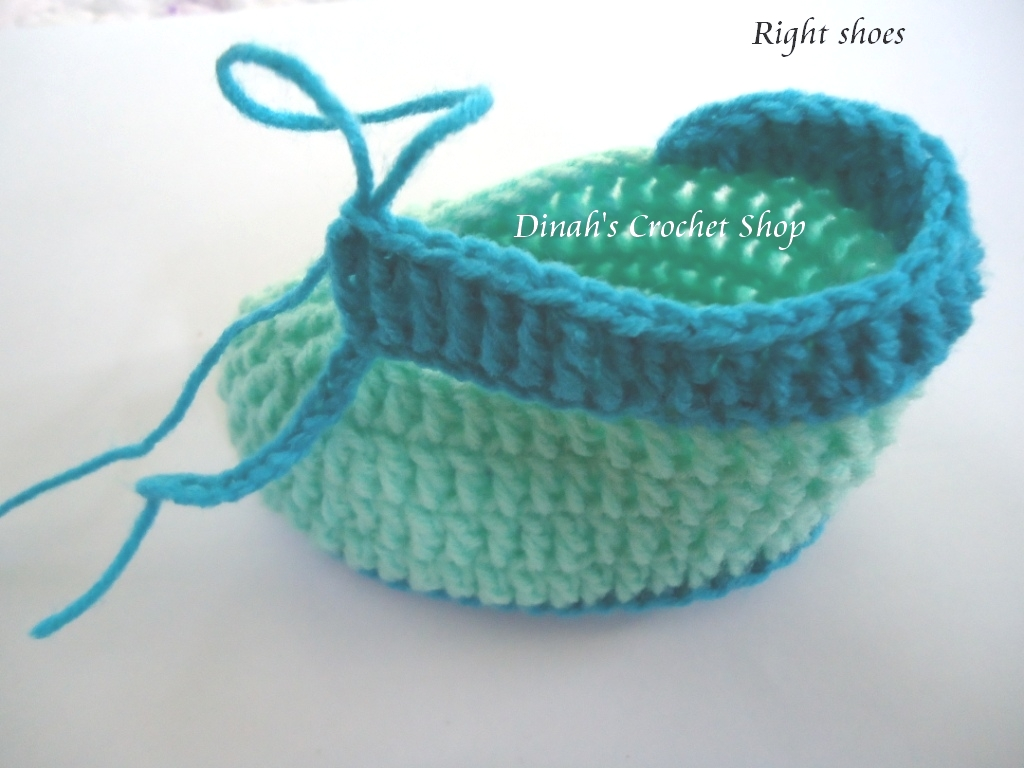 how to turn after chain in crochet