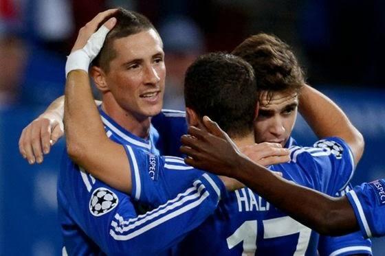Prediksi West Bromwich vs Chelsea � Liga Inggris 12 Februari 2014