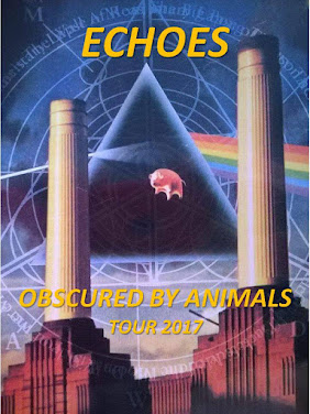 ECHOES* OBSCURED BY ANIMALS TOUR 2017