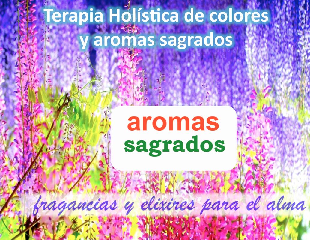 Terapia Holística: colores y aromas sagrados