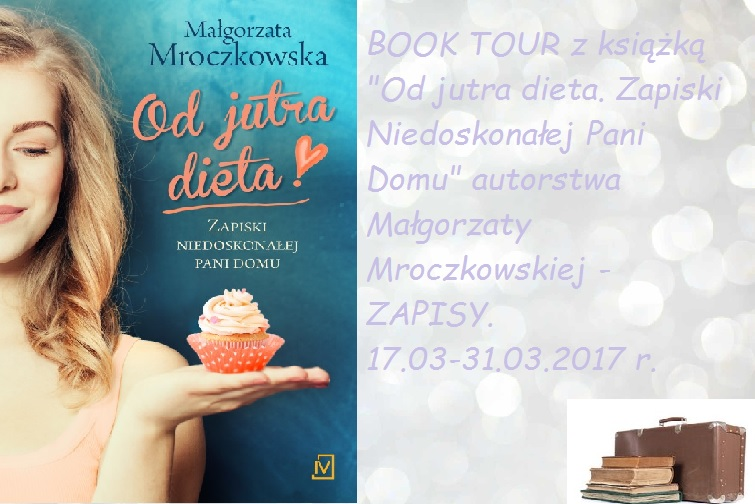 MOJE BOOK TOUR!
