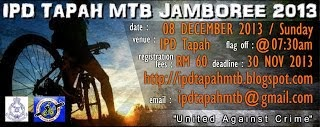 IPD TAPAH MTB JAMBOREE