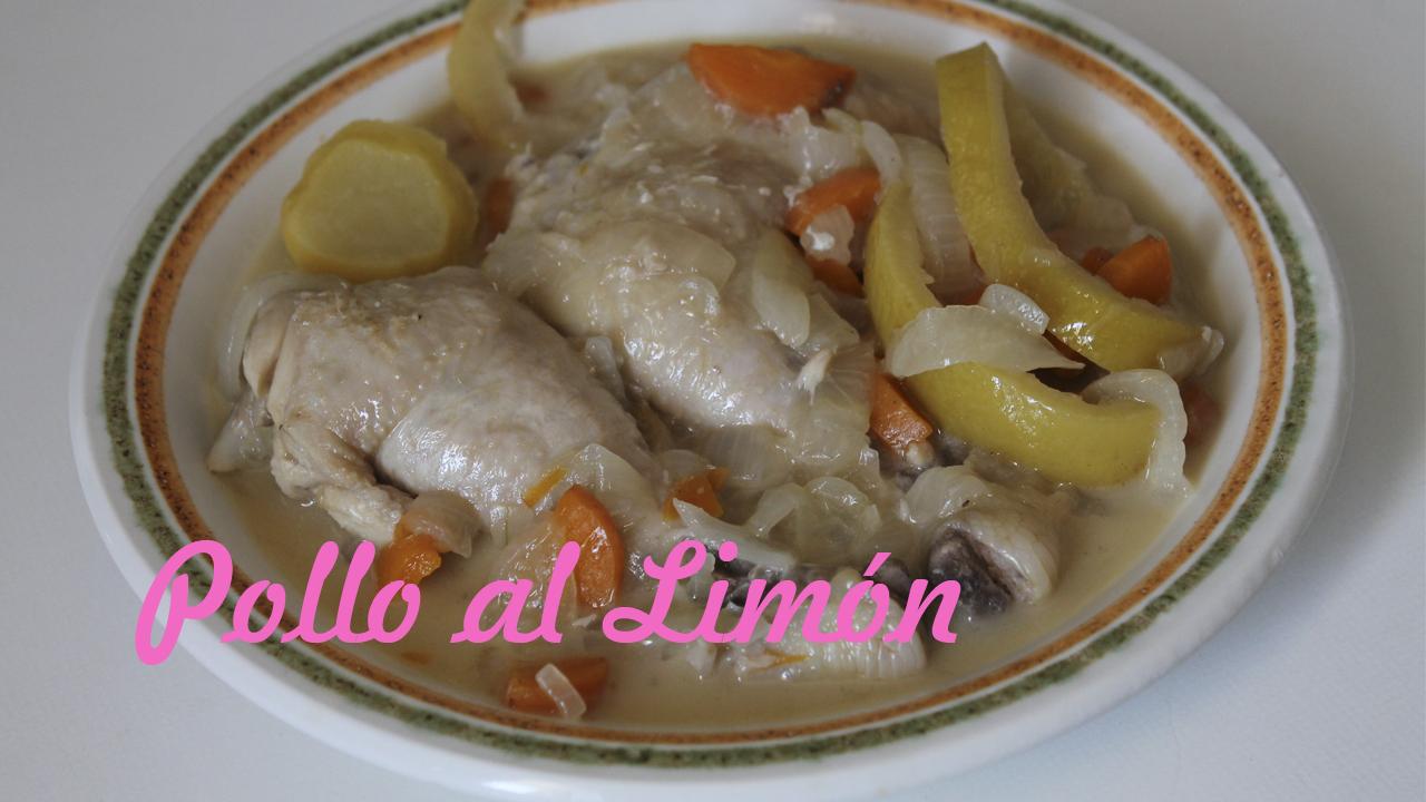 Pollo en salsa al lim n mystix 39 s lifestyle - Salsa de pollo al limon ...