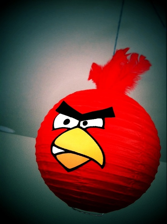 Decoración de Fiestas Infantiles de Angry Birds : Fiestas ...