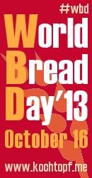 Dia Mundial do Pão 2013