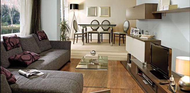 Home decorating ideas decoration for areas in the hall - Decoracion de salones pequenos alargados ...