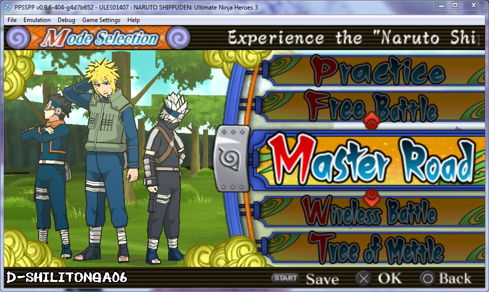 download game ppsspp naruto ultimate heroes 3 cso