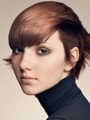 Short Hair Styles 2012