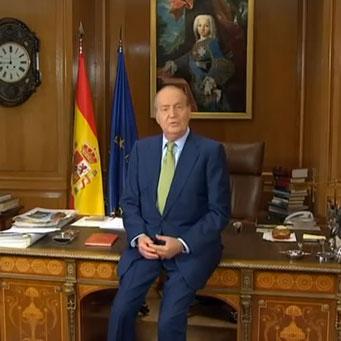 mensaje de Navidad del Rey Juan Carlos 2012