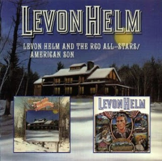 Levon Helm - Levon Helm & The RCO All - Stars 1977 & American Son 1980