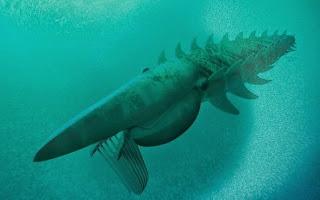 Ternyata, Lobster Prasejarah Seukuran Manusia