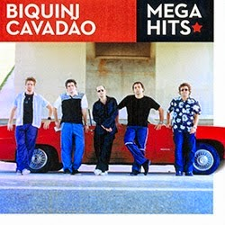 Capa CD Mega Hits Biquini Cavadão Torrent