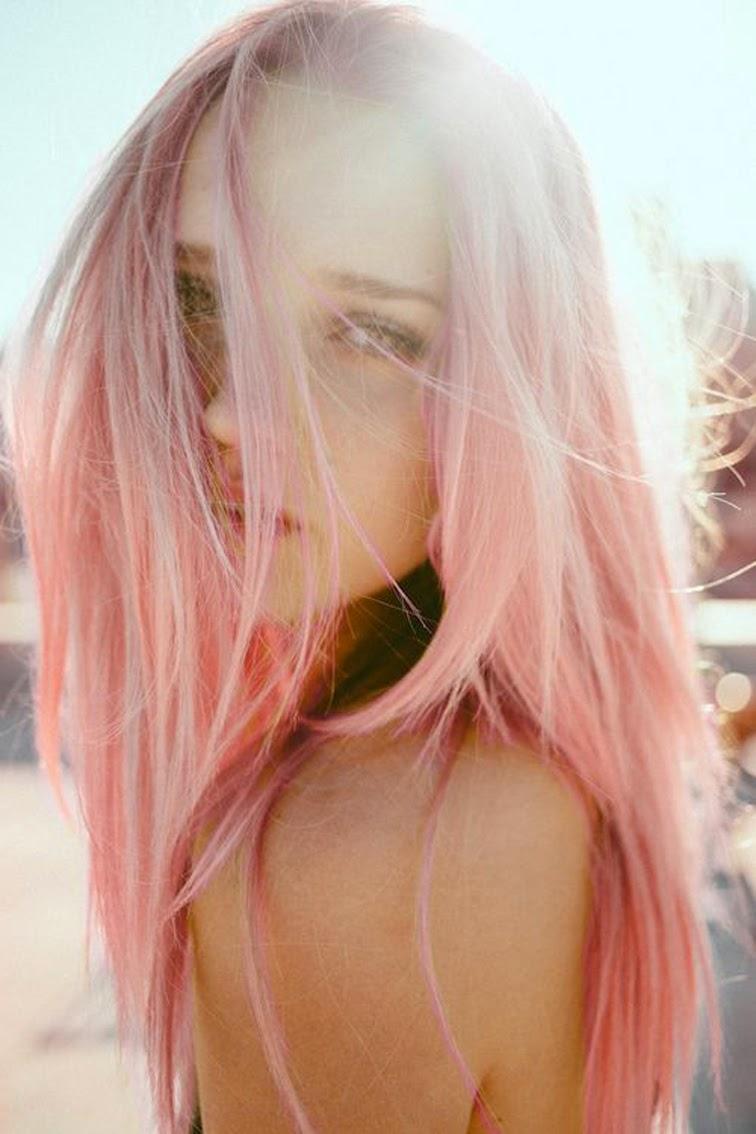 Pink hair SoCal