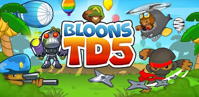 Games Android Bloons TD 5 v1.1 Mod