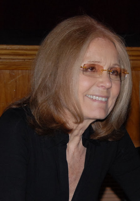 Gloria Steinem photo credit By Mindy Kittay - Hello, Handbag Kate Spade Miss Adventure