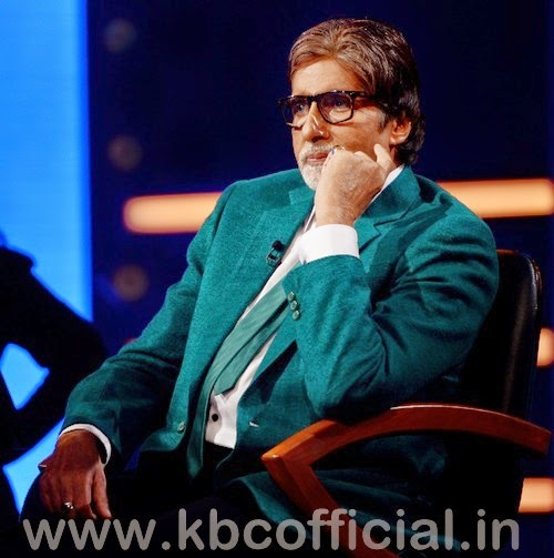KBC new season exclusive first day