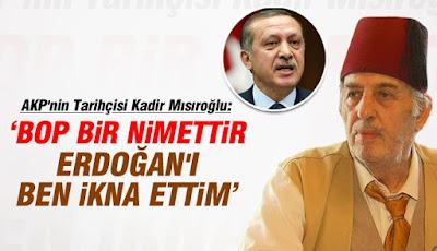 BOP Eşbaşkanı Erdoğan