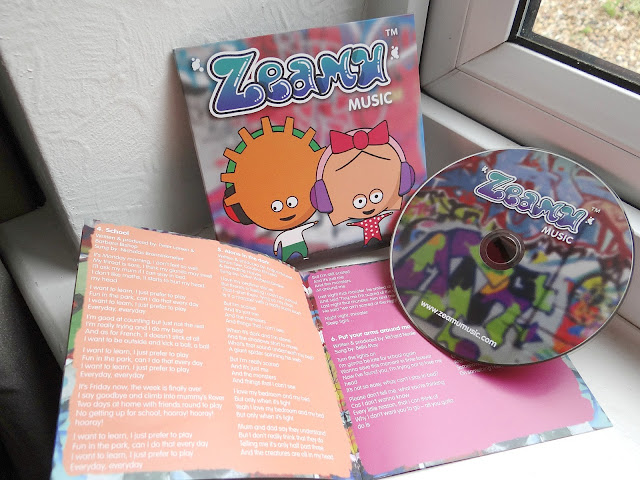 Zeamu Music, pop songs for children