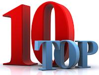 Only in America Top Ten