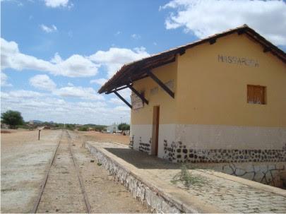 Estação Ferroviária de Massaroca