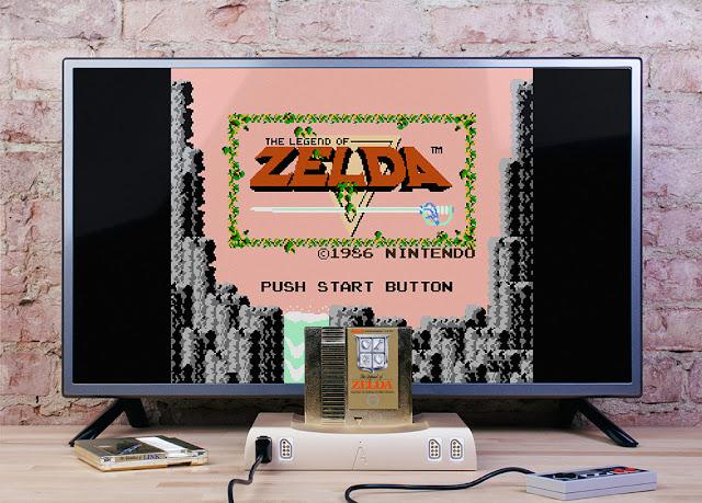 La NES más cara del mundo ahora también en edición limitada