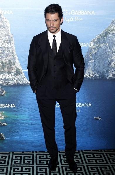 David Gandy Dolce and Gabbana