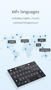 Languages GO Keyboard Apk