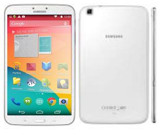 Cara Upgrade Samsung Galaxy Tab 3 7 SM-T211 Ke OS KitKat 4.4.2