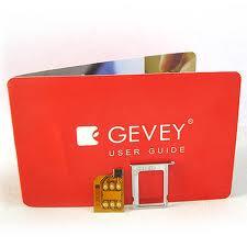 Gevey SIM 4.11.08