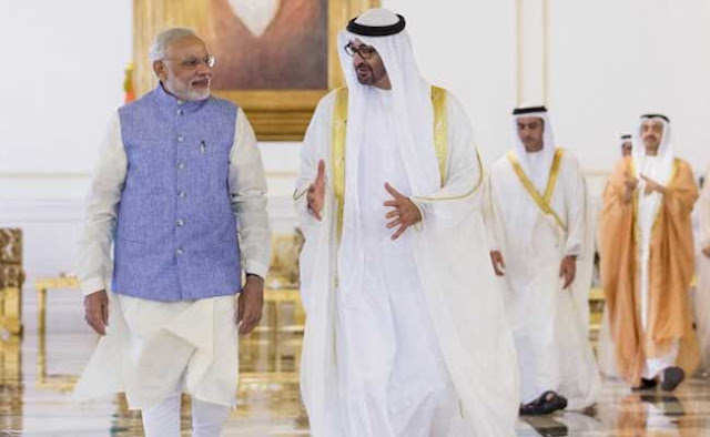 22 Remarkable #ModiInDubai Tweet Trending On Twitter