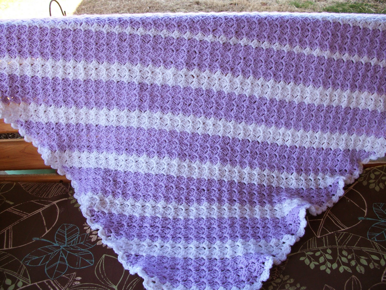Crocheting C2c : KATHYS CROCHET CABIN: C2C BLANKET