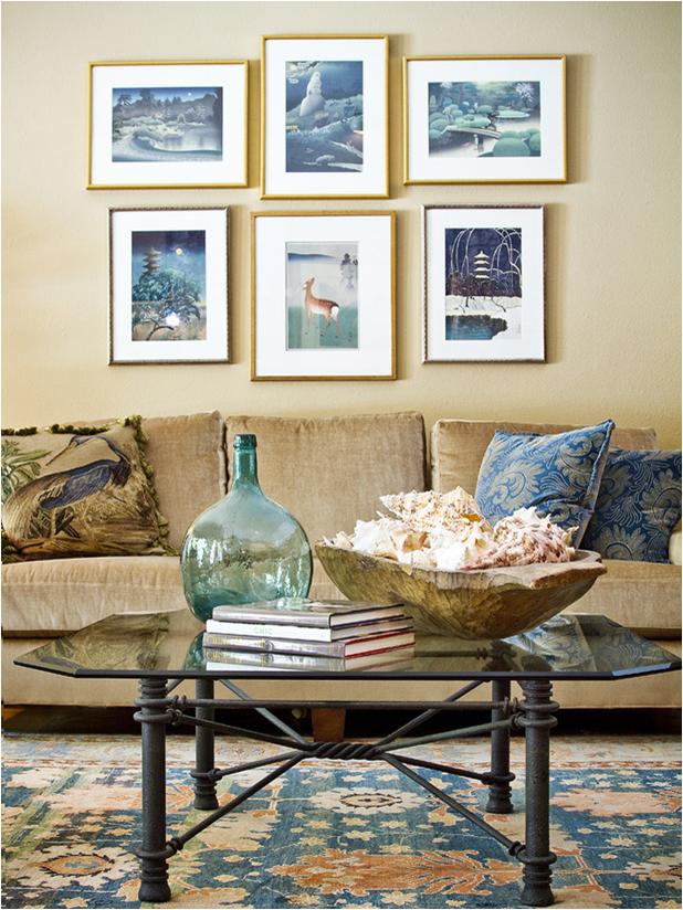 Coastal Design Ideas coastal design family room escape to the sea with this summer blues coastal family Coastal Living Room Design Ideas